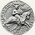 Waldemar of Sweden (1280s) seal 1905.jpg