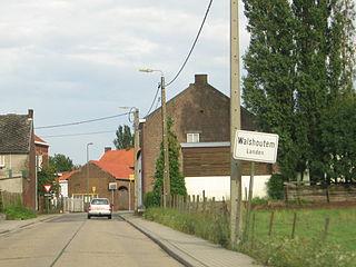 Landen Municipality in Flemish Community, Belgium