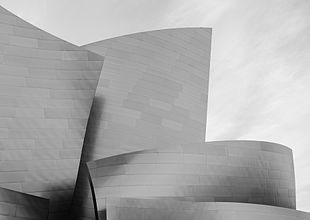 Walt Disney Concert Hall Partial View sw 2013.jpg