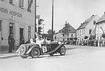 Walter Junior SS Krakonošův okruh 1938, vítěz Jaroslav Kubeš.jpg