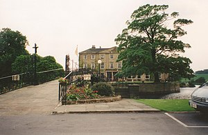 Walton Hall, West Yorkshire - Walton Hall 1993