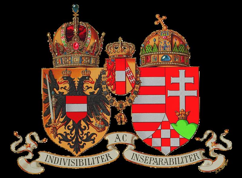 Datei:Wappen Österreich-Ungarn 1916 (Klein).png