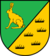 Coat of arms of Hasenmoor