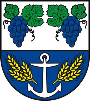 Salzatal - Image: Wappen Salzatal