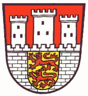 Allersberg - Image: Wappen von Allersberg