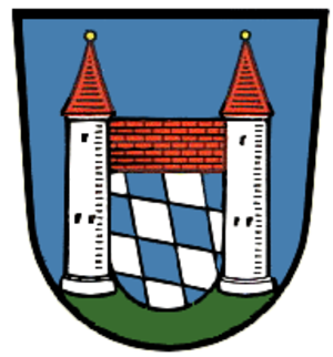 Pförring - Image: Wappen von Pförring