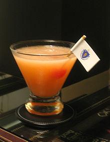 Ward 8 (cocktail) - Wikipedia, the free encyclopedia