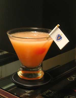 Ward 8 (cocktail) - Ward 8 cocktail