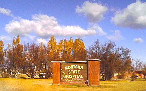 Warm Springs mailbbox