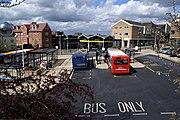 Warwick's new bus depot - geograph.org.uk - 1239786