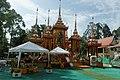 Wat Phatthanaram funeral pyre 1.jpg