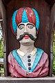 Weitensfeld Zweinitz Tattermannbrunnen Tataren-Büste 10082017 0315.jpg