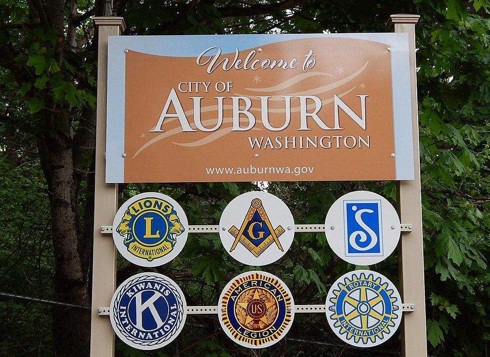 Welcome to Auburn, WA