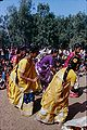 Welcome with traditional dance, Kheda district, Gujarat 2.jpg