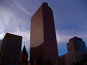 Wells Fargo Center (Denver) - Image: Wells Fargo Center