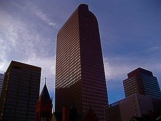 Wells Fargo Center (Denver) - Image: Wells Fargo Center