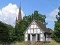 Weobley village - geograph.org.uk - 1266764.jpg