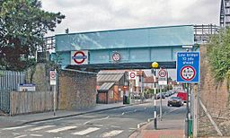 West Harrow Station, entrance geograph-4066465-by-Ben-Brooksbank