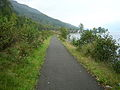 West Loch Lomond Cycle Path - geograph.org.uk - 261567.jpg