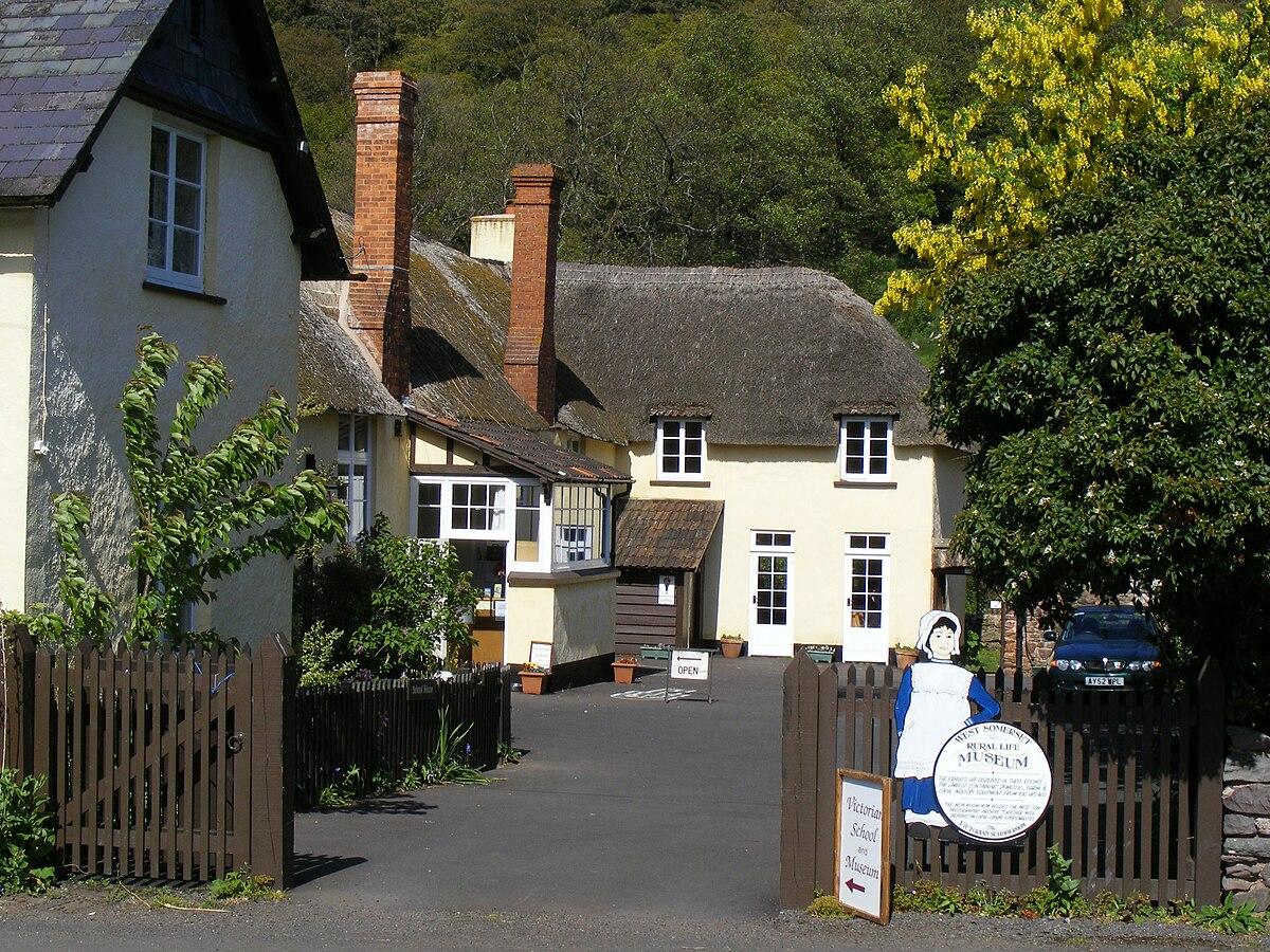West Somerset Rural Life Museum And Victorian School