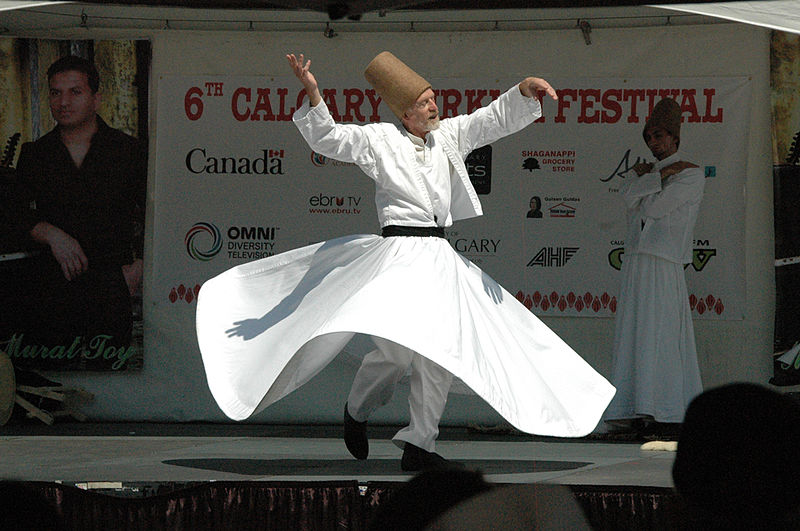 File:Whirling Dervishes at Calgary Turkish Festival.jpg