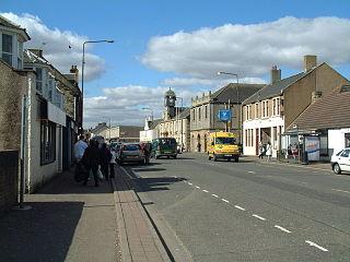 Whitburn, West Lothian Human settlement in Scotland