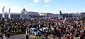 Wien - Demo gegen Regierung Kurz am Angelobungstag, Heldenplatz.JPG