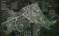 Wijken en buurten in stadsdeel 'Zuid' in de gemeente Groningen 2018-05 sattelietbeeld 2020 CBS indeling 2021 ART WjA89.png