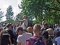 Wikimania 2014 - 0803 - Speaker's Corner220903.jpg