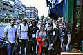 Wikimania Steward meetup 2014.jpg