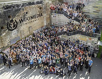 We once again organized and hosted the Wikimedia Conference, which is key to Wikimedia Deutschland's efforts to support the movement