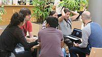 Wikimedia Hackathon 2017 IMG 4203 (34755843635).jpg