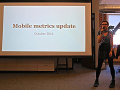 Wikimedia Metrics Meeting - November 2014 - Photo 24.jpg