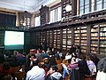 Wikipedia Workshop at the Victor Balaguer Museum in Catalonia- April 2012 (5).JPG