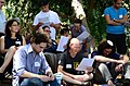 Wikipedians gathering 7959.JPG
