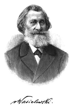 Wilhelm Joseph von Wasielewski - Wilhelm Joseph von Wasielewski.