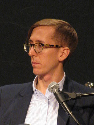 Will Potter - Potter at Busboys and Poets, 2013