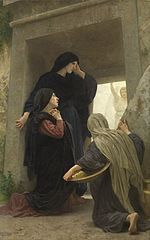 William-Adolphe Bouguereau (1825-1905) - Le saintes femmes au tombeau (1890).jpg
