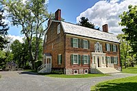 William Henry Ludlow house, Claverack, Columbia County, NY, USA.jpg