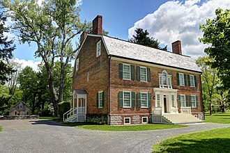 Columbia County, New York - 1786 William Henry Ludlow House, Hudson, NY