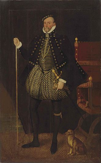 William Herbert, 1st Earl of Pembroke (died 1570) - William Herbert, 1st Earl of Pembroke in 1567