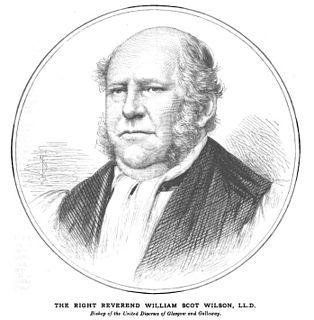 William Wilson (bishop) bishop