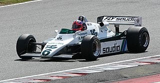 Williams FW08 2008 Silverstone Classic.jpg
