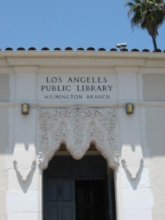Wilmington, Los Angeles - Wilmington Branch Library
