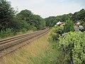 Wilpshire railway station (site), Lancashire (geograph 4090131).jpg