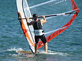 Windsurfing Mimarsinan Istanbul 1120911.jpg