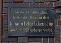 Winsen Eckermanntafel am Platz seines Geburtshauses.jpg