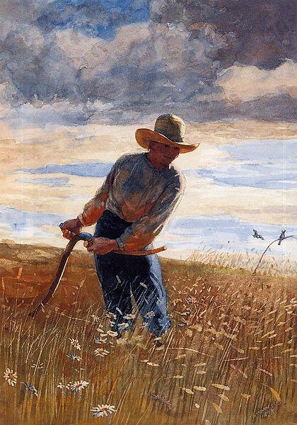 420px-Winslow_Homer_-_The_Reaper.jpg (420×600)