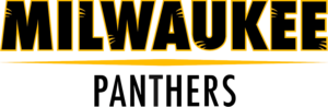 Milwaukee Panthers men's basketball - Image: Wisconsin–Milwaukee wordmark