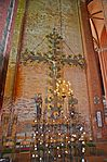 Wismar, St. Nikolai, Triumphkreuz. 2.JPG